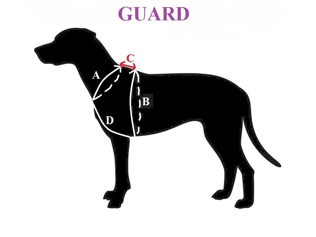 szelki guard
